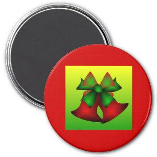 Weihnachten Bell II Magnete