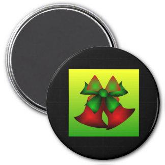 Weihnachten Bell III Magnets