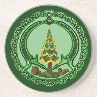 Weihnachten Chaddagh Untersatz