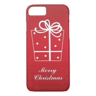 Weihnachten entwarf Fall iPhone 8/7 Hülle