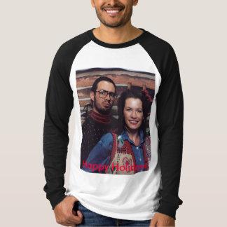 Weihnachten, frohe Feiertage T-Shirt