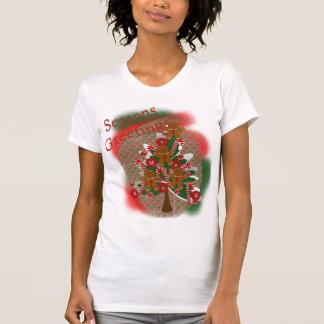Weihnachten - Frohe Festtage T-Shirt