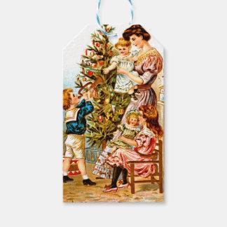 Weihnachten für eine Mutter Geschenkanhänger