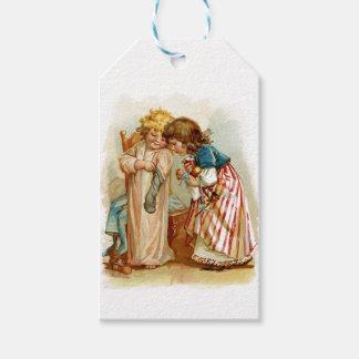 Weihnachten für Schwestern Geschenkanhänger