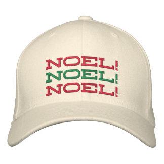 Weihnachten! Gestickter Weihnachtshut Bestickte Mütze