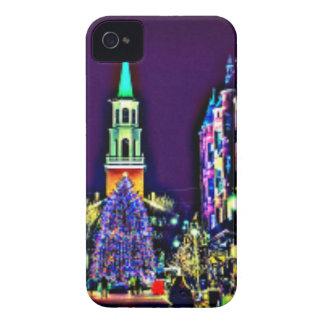 Weihnachten in der Stadt Case-Mate iPhone 4 Hülle