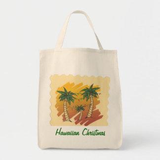 Weihnachten in Hawaii-Zehe Caryall Tasche