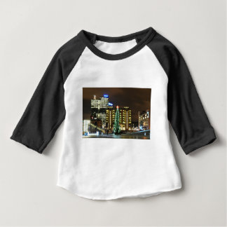 Weihnachten in Oslo, Norwegen Baby T-shirt