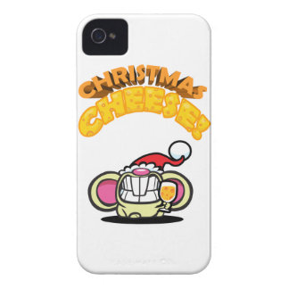 Weihnachten-KÄSE! Case-Mate iPhone 4 Hülle