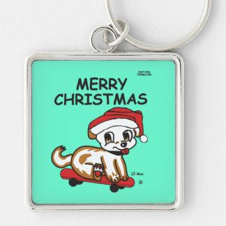 Weihnachten Keychain Schlüsselanhänger