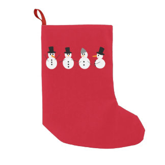Weihnachten Kleine Weihnachtsstrümpfe