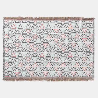 Weihnachten kritzelt geometrisches Muster des Decke