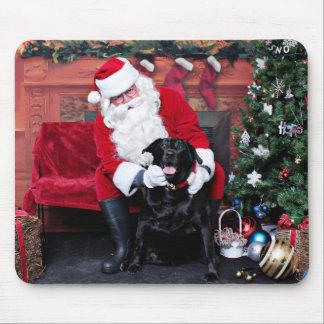 Weihnachten - Labrador - Gidget Mauspad