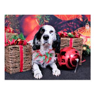 Weihnachten - Louellen Setzer - Veruka Postkarte