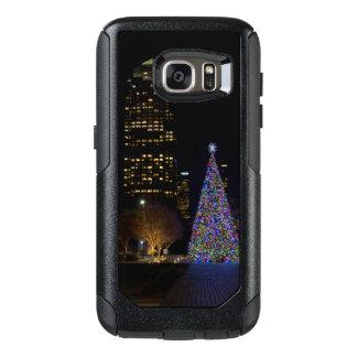 Weihnachten nachts Waren-Park OtterBox Samsung Galaxy S7 Hülle