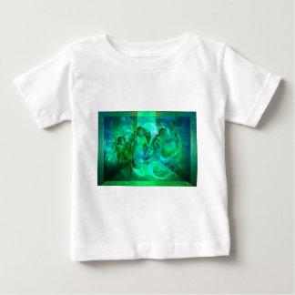 WEIHNACHTEN PEACE.jpg Baby T-shirt
