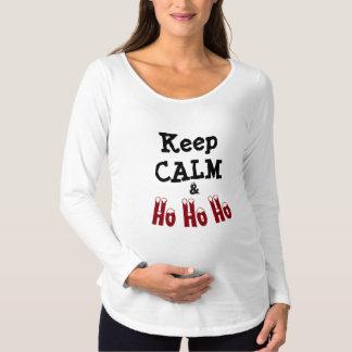 Weihnachten Umstands-T-Shirt