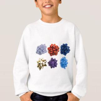 Weihnachten und dekorative Bögen Sweatshirt