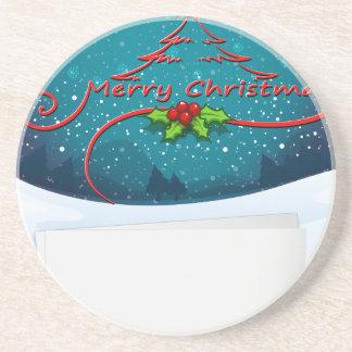 Weihnachten Untersatz