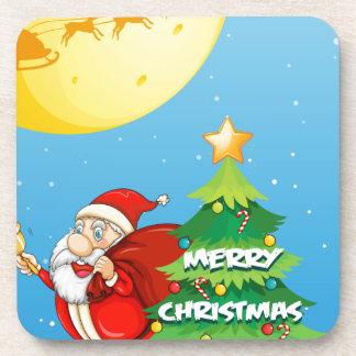 Weihnachten Untersetzer