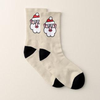 Weihnachten Weihnachtsmann 02,7 Socken