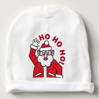 Weihnachten Weihnachtsmann HO HO HO! 08,2 Babymütze