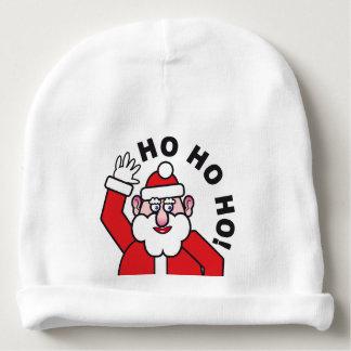 Weihnachten Weihnachtsmann HO HO HO! 08 Babymütze