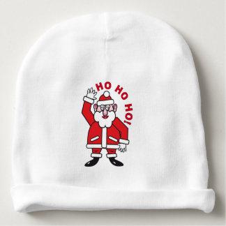Weihnachten Weihnachtsmann HO HO HO! 2,0 Babymütze