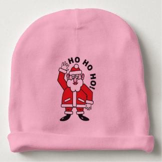 Weihnachten Weihnachtsmann HO HO HO! Babymütze