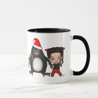 WeihnachtenShannon N Freund-Tasse Tasse