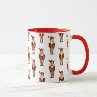 WeihnachtenTasse-nussknacker Tasse