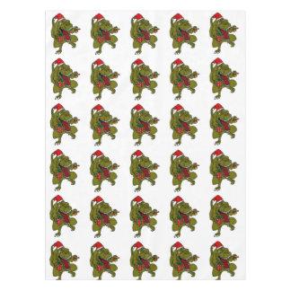 WeihnachtenTrex Dinosaurier Tischdecke