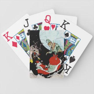 Weihnachtsalptraum Bicycle® Poker-Spielkarten Bicycle Spielkarten
