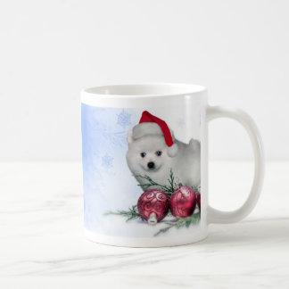 Weihnachtsamerikaner-Eskimo Kaffeetasse