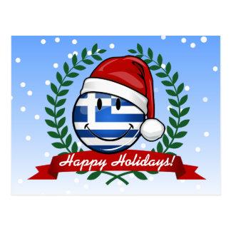 griechisches weihnachten gru karten einladungen. Black Bedroom Furniture Sets. Home Design Ideas