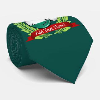 Weihnachtsart-Ungar-Flagge Krawatte