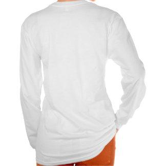 Weihnachtsauf der ganzen Welt Weiß und -ROT Hemden
