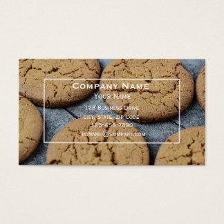 Weihnachtsbäckerei-Visitenkarte Visitenkarte