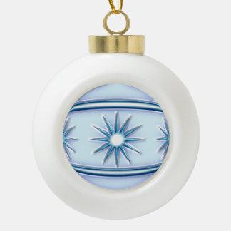 Weihnachtsball #5 keramik Kugel-Ornament