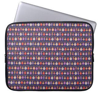 Weihnachtsbälle Laptop Sleeve