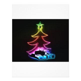 Weihnachtsbaum 21,6 X 27,9 Cm Flyer
