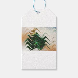 Weihnachtsbaum abstrakt geschenkanhänger