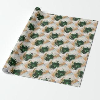 Weihnachtsbaum abstrakt geschenkpapier