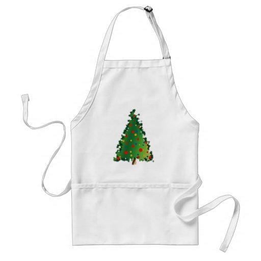 Weihnachtsbaum-Dekoration Schürzen