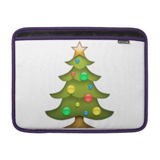 Weihnachtsbaum - Emoji MacBook Air Sleeve