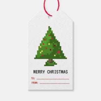 Weihnachtsbaum-Feriengeschenk-Umbau des Geschenkanhänger