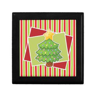 Weihnachtsbaum Geschenkboxen