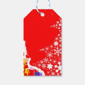 Weihnachtsbaum-Geschenke Geschenkanhänger