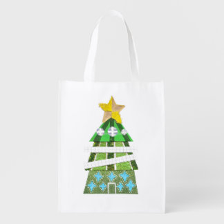 Weihnachtsbaum-Hotel keine Wiederverwendbare Einkaufstasche