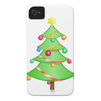 Weihnachtsbaum iPhone 4 Case-Mate Hülle